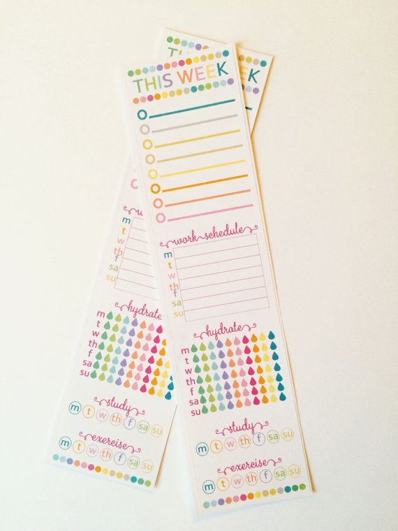 276 best images about STATIONARY TEMPLATES on Pinterest Menu - free download daily planner
