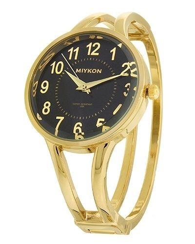 Miykon Dress Style Watch Unisex Fashion Metal Bracelet Style And Gold Tone -WJ6 #Unspecified #Dress