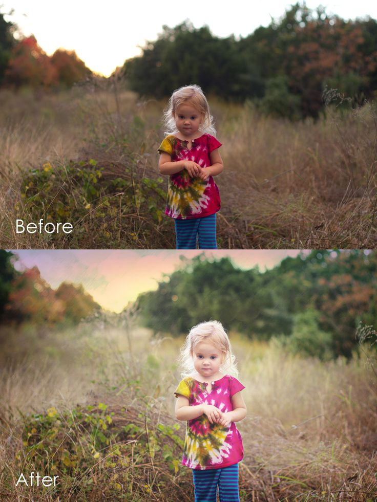 Automation makes photo editing easy. Your creativity makes it amazing