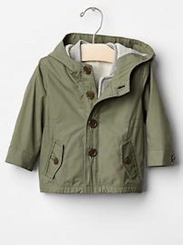 babyGap Green Blue 3 in 1 Parka Winter Coat Size 12-18 Months $44.95 #BabyGap #Coat #Everyday