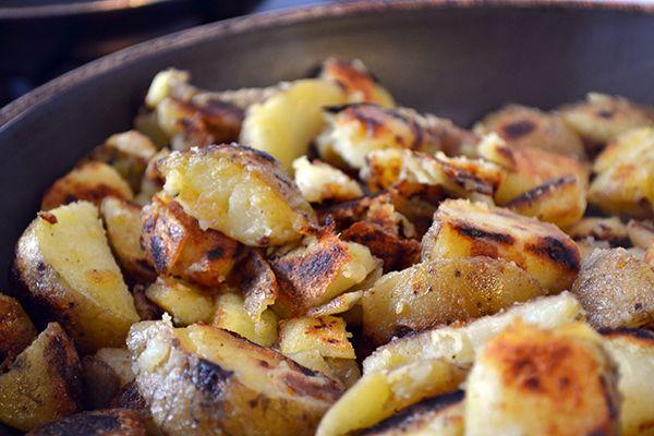 De allerlekkerste gebakken aardappels