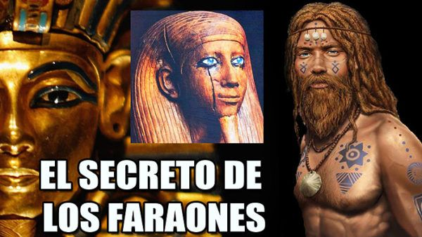 (adsbygoogle = window.adsbygoogle    []).push();   Existe una cantidad muy elevada de momias del antiguo Egipto con el cabello rubio, pelirrojo y de ojos azules. Muchas de estas momias pertenecían a grandes Faraones que, curiosamente poseían el factor RH Negativo en su sangre.  ¿Es...