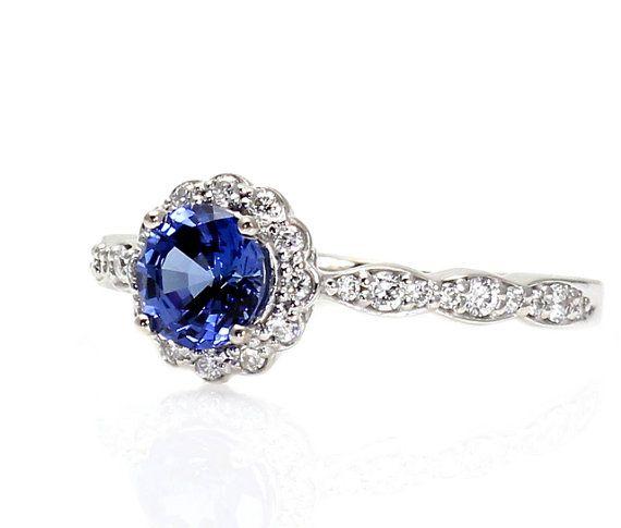 Sierra Boggess Engagement Ring