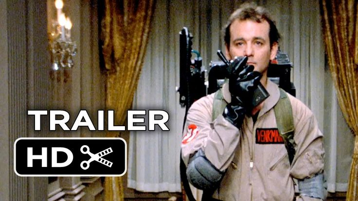 #Ghostbusters 30th Anniversary Re-Release Trailer (2014) (feat. Bill Murray, Sigourney Weaver)