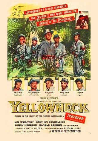 Yellowneck (1955) Republic Pictures: