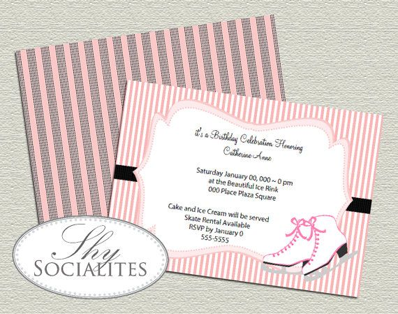 18 Party Invitations for great invitation template