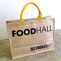 selfridges reusable bag - Google Search | Tissue bags | Pinterest ...