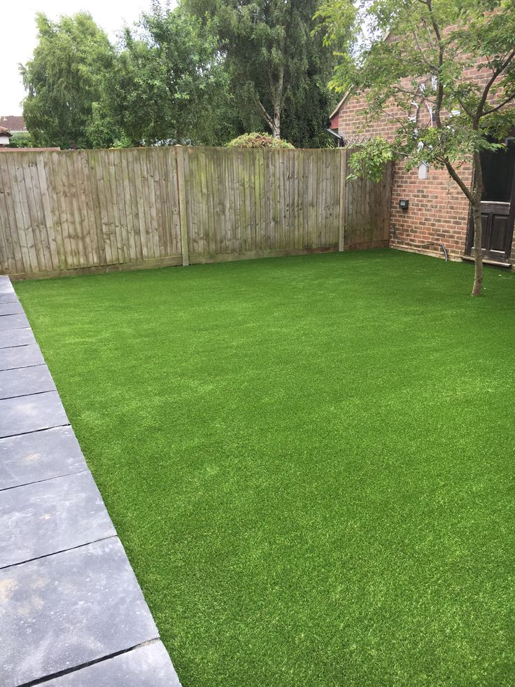 A family garden can easily be likened to a favourite teddy; filled with the life, love and laughter of happy memories, use wears it down. Goldsmith Close was a teddy well loved but with a brand new black stone patio and artificial grass installation, this garden is sure to withstand all the fun and frolic hurled its way.
