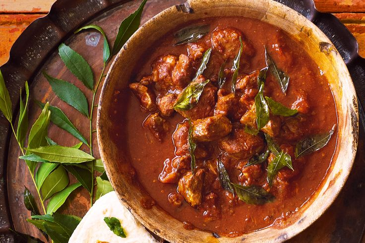 YIAH Madras Curry - just replace the rogan jogan paste in this recipe with 2 tbsp YIAH Madras Curry spice blend. Don't cook it off just add it to the tomato mix.
