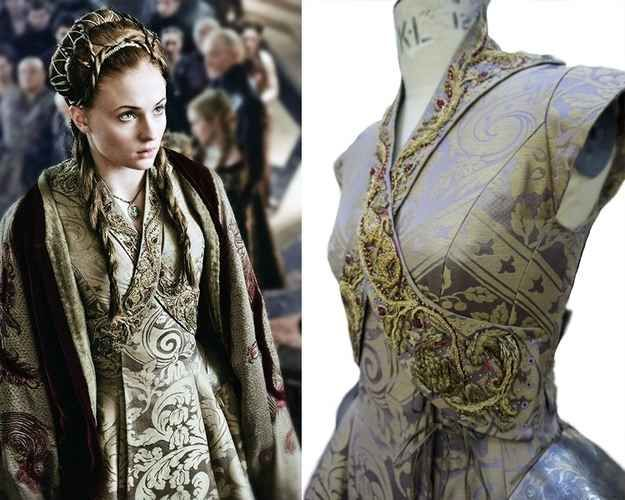 "These Close-Ups Of ""Game Of Thrones"" Fashion Will Take Your Breath Away - BuzzFeed Mobile"