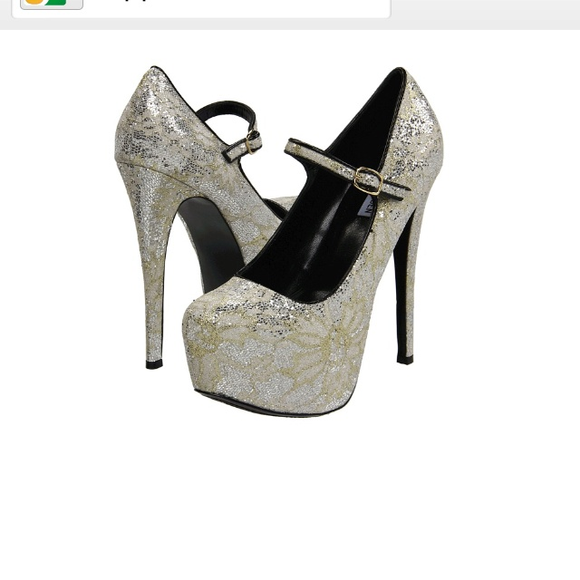 Steve Madden, Victoree in Silver Multi