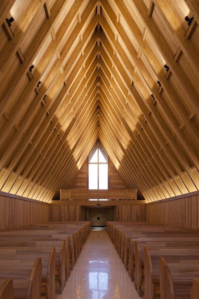 Mei Li Zhou Church, by Tsushima Design Studio / Hangzhou, China