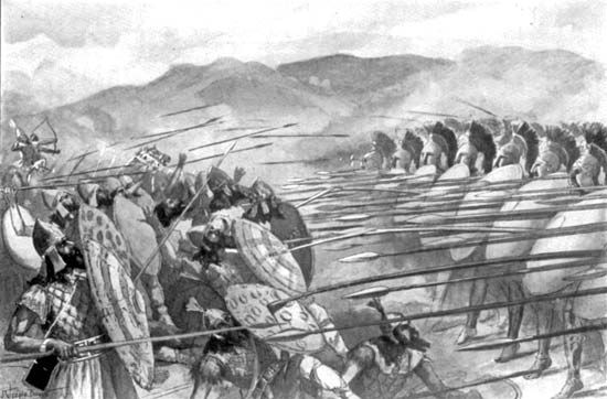 the first persian war The first persian war after the ionian revolt ended, darius decided to expand his empire's territories in 493 bc the persians defeated the remains of the ionian revolt.