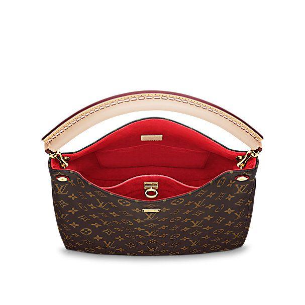 Gaïa - Monogram Canvas - Handbags | LOUIS VUITTON