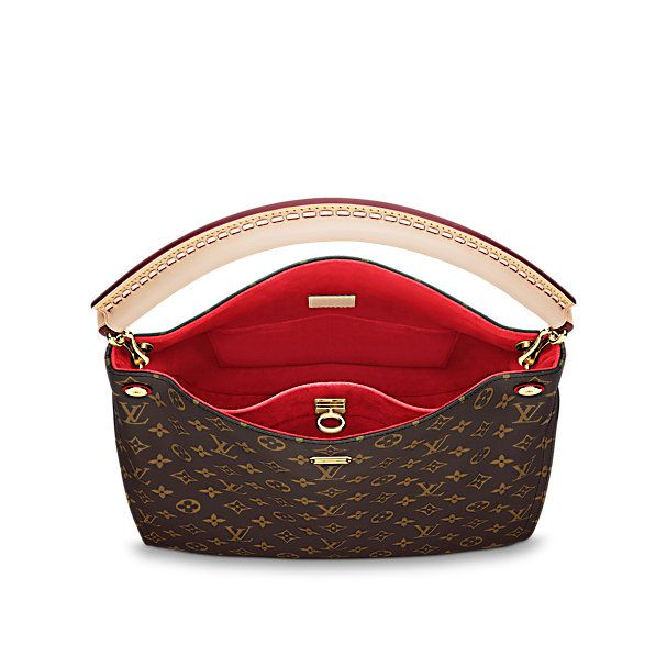 Gaïa - Monogram Canvas - Handbags | LOUIS VUITTON
