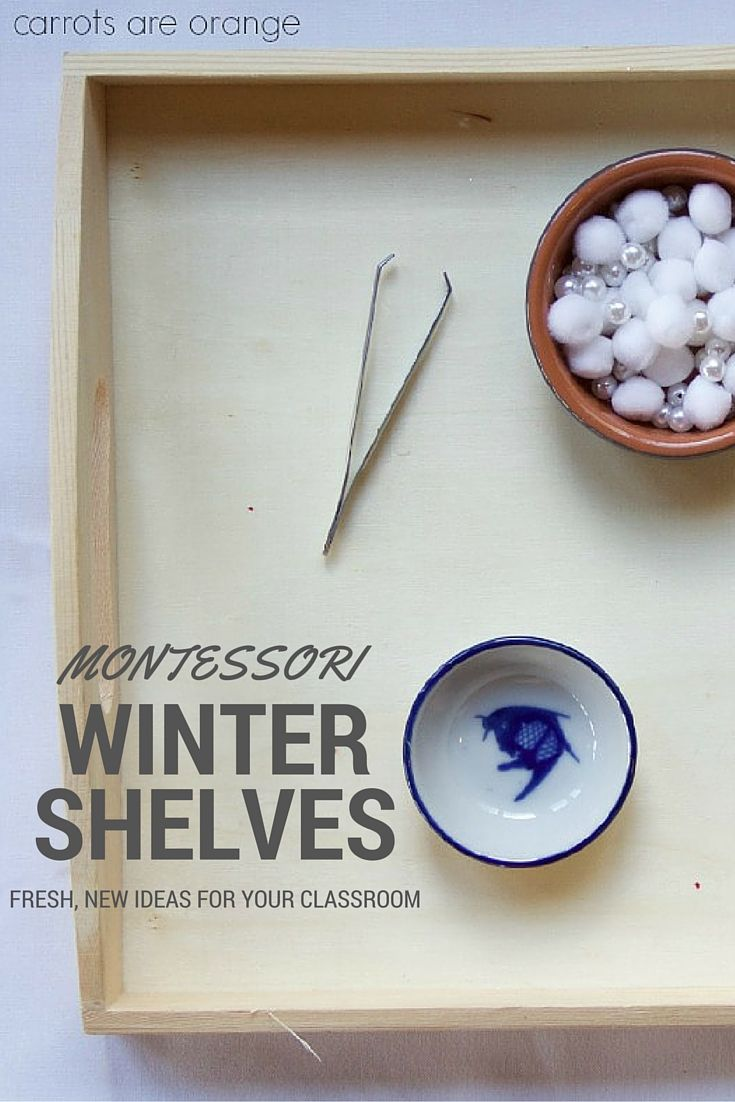 New Ideas, Montessori And Fresh On Pinterest