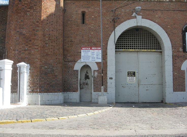 Image result for prison entrance