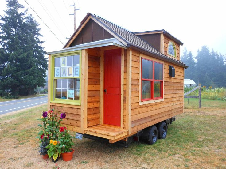 103 best tiny houses on wheels images on Pinterest Small houses
