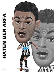 Hatem Ben Arfa!!!  Newcastle will need him at his best this season!!!!