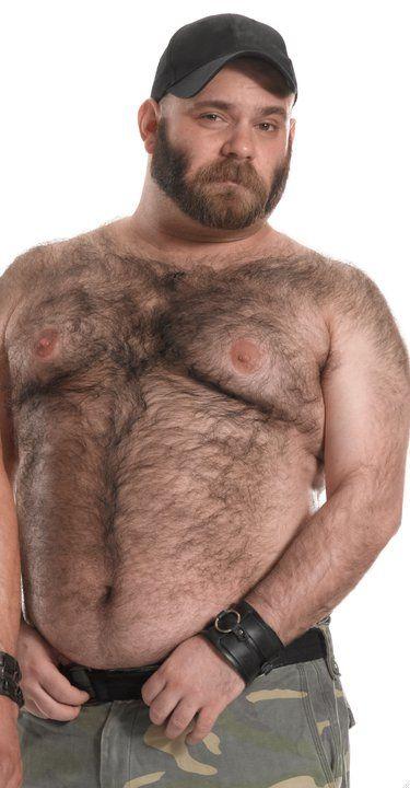 Photos d'ours chubby gays