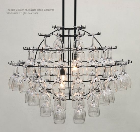 The 25 Best Wine Glass Chandelier Ideas On Pinterest Shelf Can Go Bad And Coupe Glasses