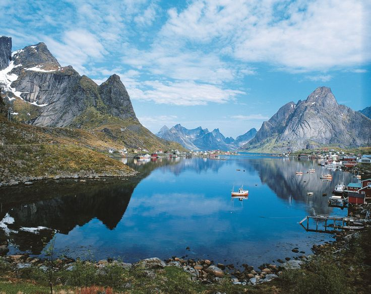 Islas Lofoten-Noruega  Cuando el mundo es tan mágico que parece irreal...