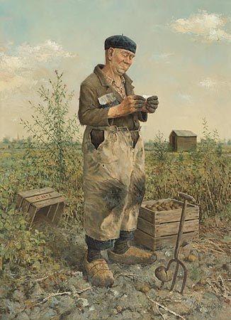Marius van Dokkum | Nostalgie