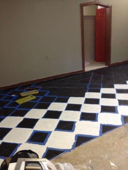 Keuken Tegels Verven : Annie Sloan Tutorial