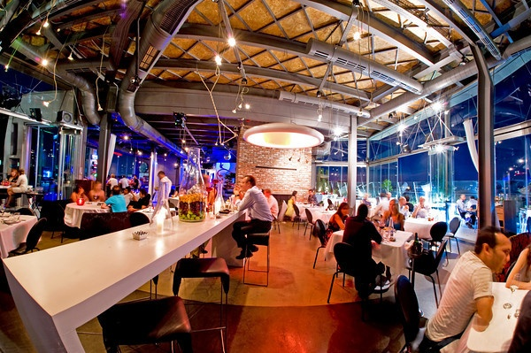 Istanbul 360 Restaurant. For more info about Turkey, visit http://www.goturkey.com