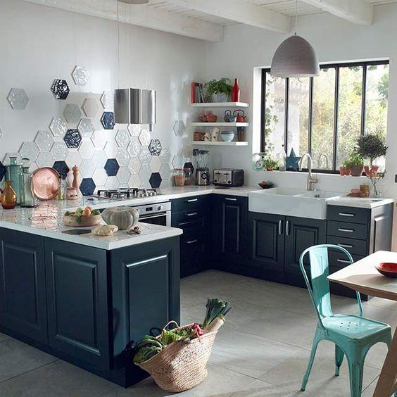 les 65 meilleures images du tableau ambiance bleu marine sur pinterest bleu fonc les bleus. Black Bedroom Furniture Sets. Home Design Ideas