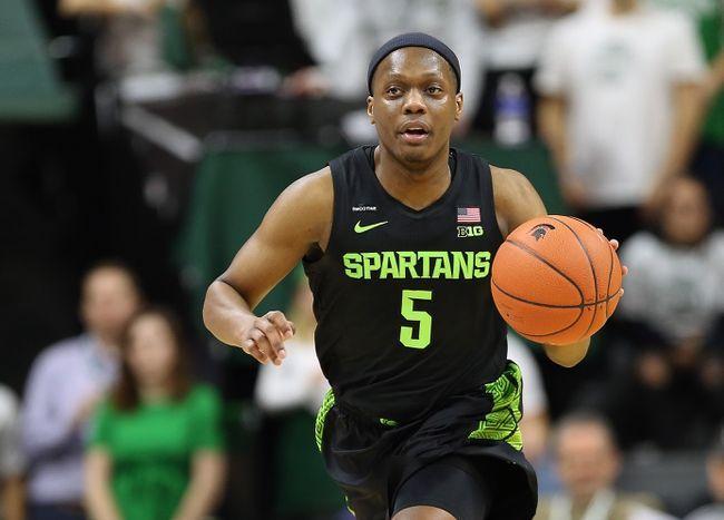 Michigan State Vs Virginia Tech 11 25 19 College Basketball Pick Odds And Prediction Pi Michigan State Basketball Michigan State Msu Spartans Basketball