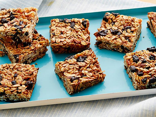 Granola Bars Recipe : Alton Brown : Food Network - FoodNetwork.com. These are sooo good. I will never buy store-bought bars again!