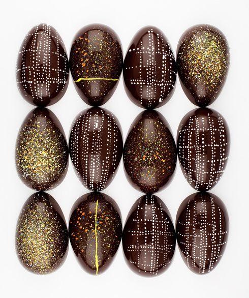 Patrick Roger Easter eggs 2012