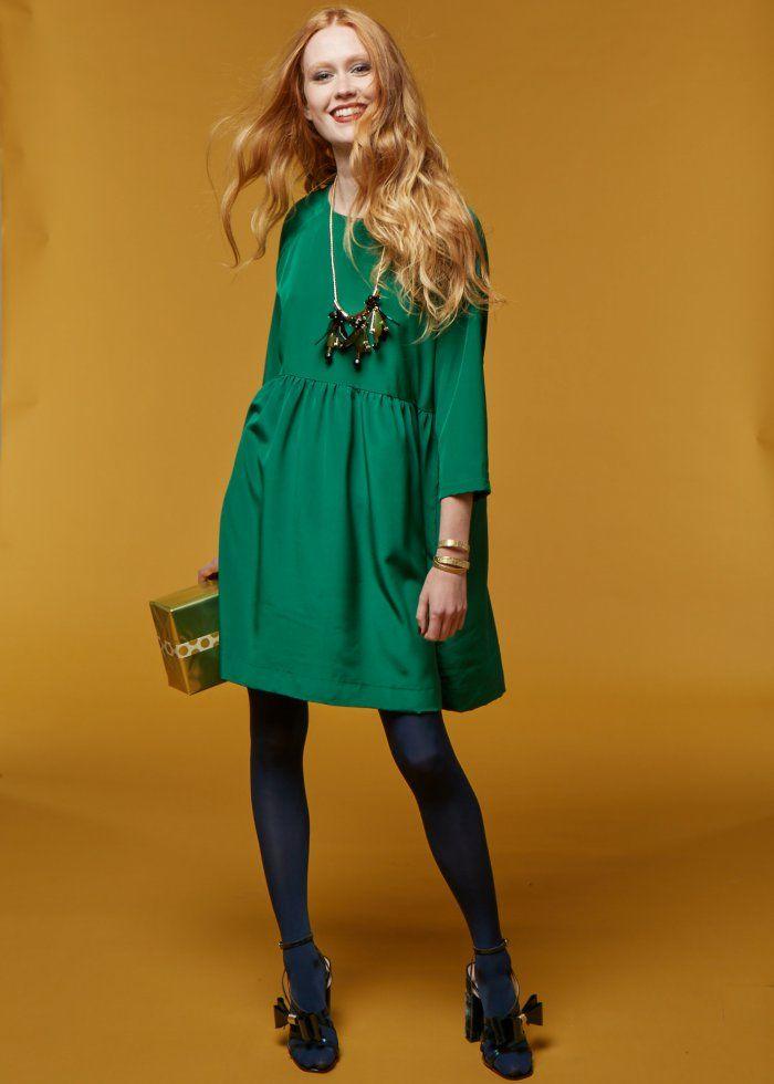 Patron de couture gratuit: la robe facile à coudre