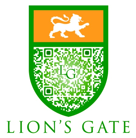 Check out this #SuperCool custom branded QR Code for Lions Gate Apartments by The RentSeeker.ca Team