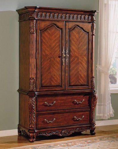 17 best images about home kitchen bedroom armoires on. Black Bedroom Furniture Sets. Home Design Ideas