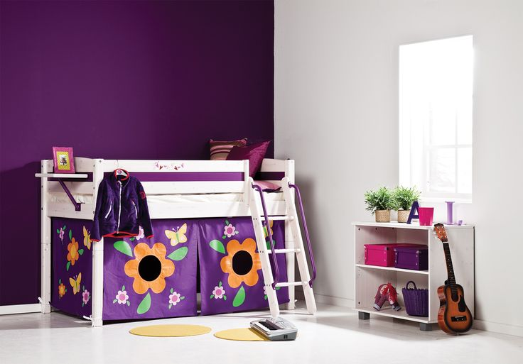 Thuka Trendy 3 - Shorty Cabin Bed - not quite as long as standard single. £287 for basic frame and ladder.  All the rest extra