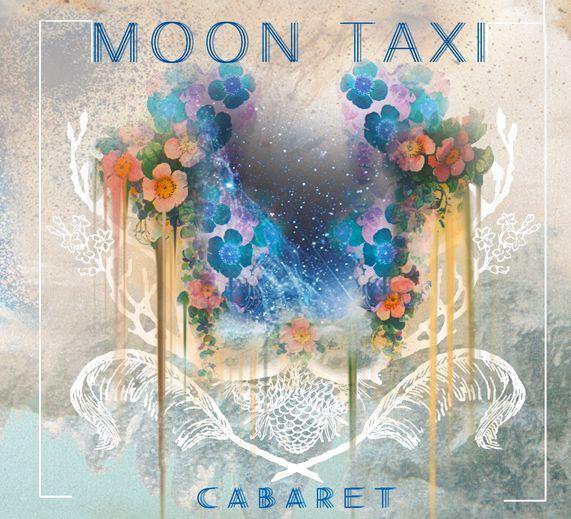 Moon Taxi album cover