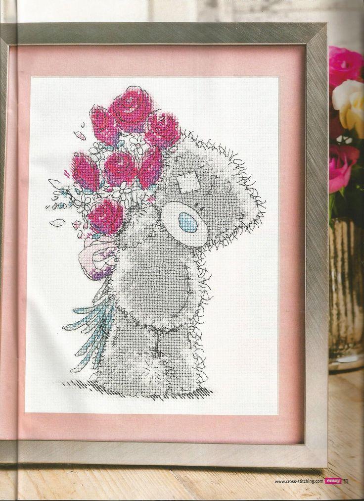 Tatty Teddy - Flowers for you