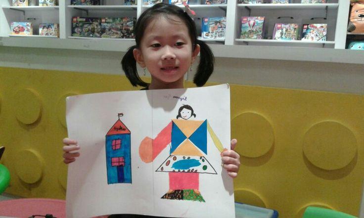 Aiden - Sonia Delaunay - Sonia's Modelling @DIGIKIDZ Gramedia Kids Central Park