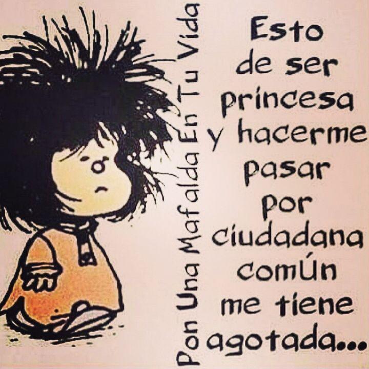 Pon una #Mafalda en tu vida by juanisabel_