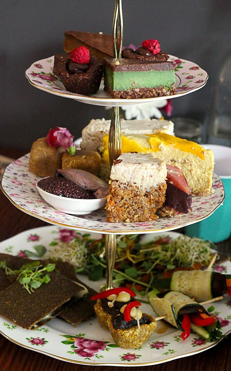 Sadhana Kitchen High Tea via Teffy's Perks