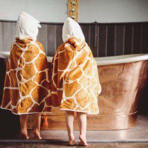 Safari Dress Up Towel
