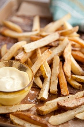 French Fries food ahockeymomreviews