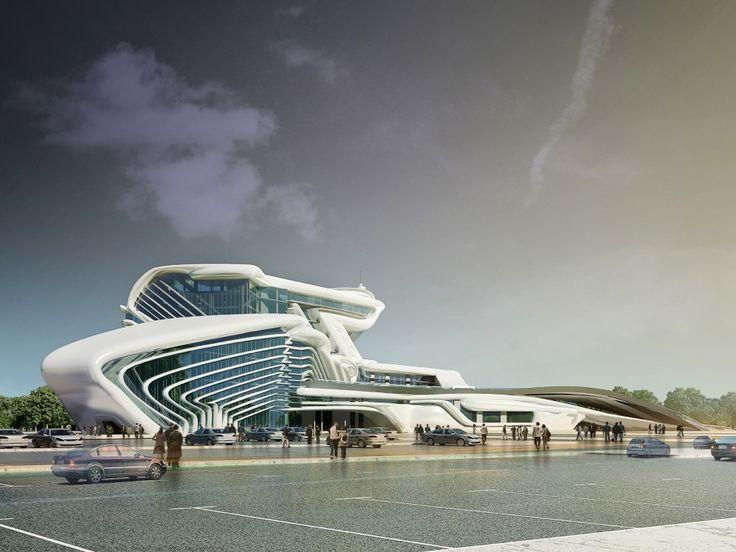 Ordinary Creative Architecture Part - 9: Gallery Of Center For Development Of Innovative Transportation Technologies  / KO+KO Architects - 12