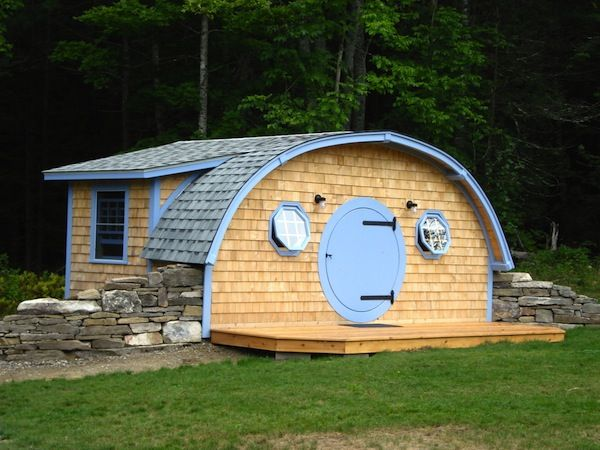 Hobbit Hole Tiny Homes for Your BackyardTinyhouse, Hobbit Hole, The Hobbit, Tiny House Living, Hobbit Home, Tiny Houses, Hole Cottages, Small House, Hobbit House