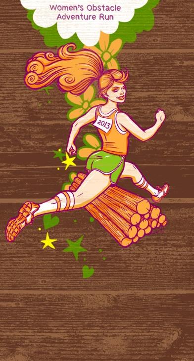 Shape Diva Dash - Women's Obstacle Adventure Run - sounds like fun!