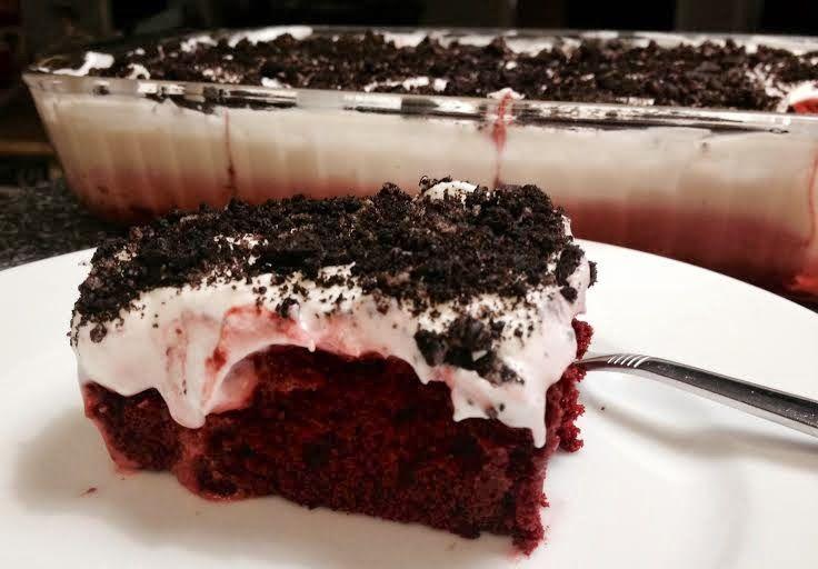 Weight Watcher Girl: New Recipe! Super Moist RED VELVET Cake! Decadent! Weight Watcher Friendly!