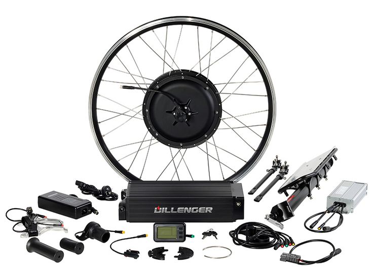 Just fitted one of these kits to my Giant Rapid 2 and have to say that it is an awesome kit. This 10Ah electric bike kit comes with a 12  MOSFETS controller, making it the quickest 48V system available. The extra torque and top end speed is incedible