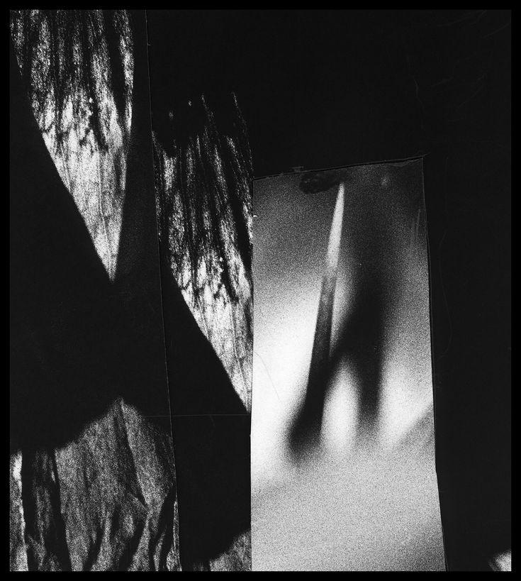 Eva Holmstedt      nattljus    fotocollage